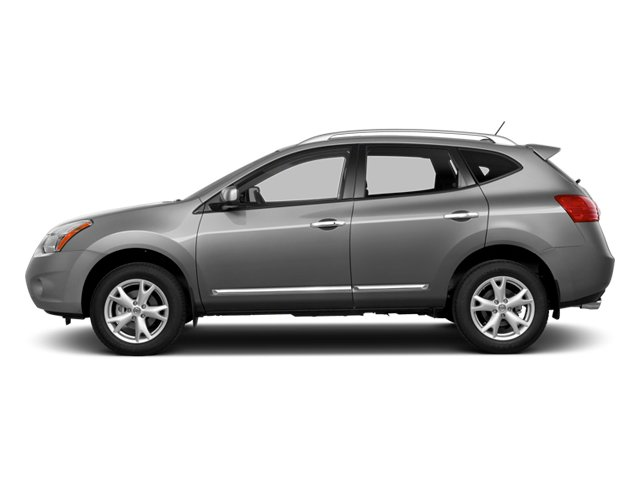 2014 Nissan Rogue Select Prices and Values Utility 4D S 2WD I4 side view