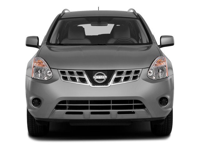 2014 Nissan Rogue Select Prices and Values Utility 4D S 2WD I4 front view