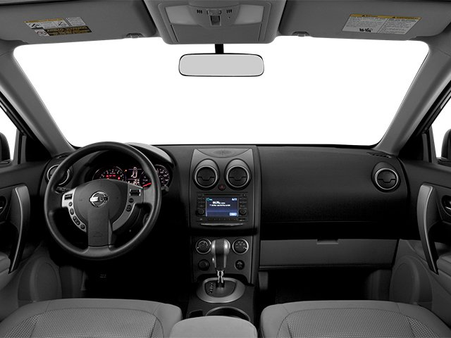 2014 Nissan Rogue Select Prices and Values Utility 4D S 2WD I4 full dashboard