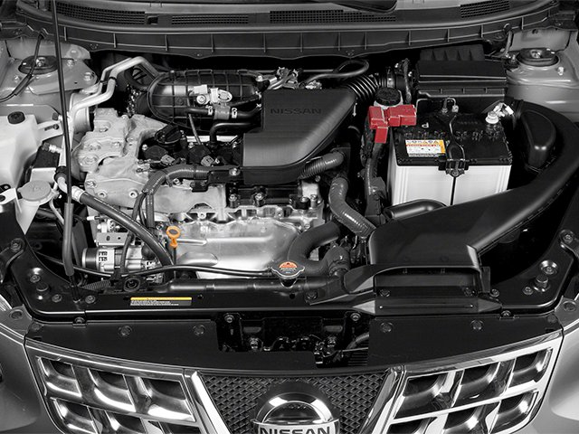 2014 Nissan Rogue Select Prices and Values Utility 4D S 2WD I4 engine