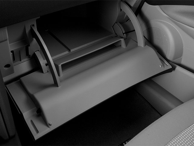 2014 Nissan Rogue Select Prices and Values Utility 4D S 2WD I4 glove box