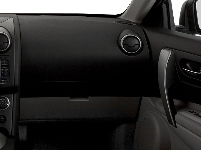 2014 Nissan Rogue Select Prices and Values Utility 4D S 2WD I4 passenger's dashboard