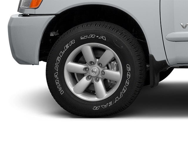 2014 Nissan Titan Pictures Titan King Cab S 4WD photos wheel