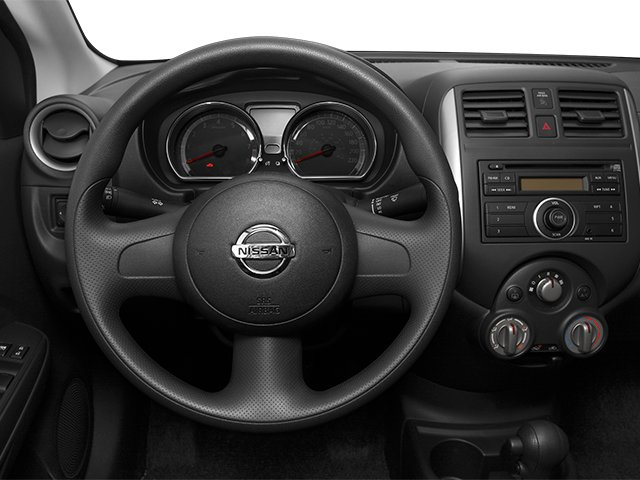 2014 Nissan Versa Prices And Values Sedan 4D S Plus I4 Driveru0027s Dashboard