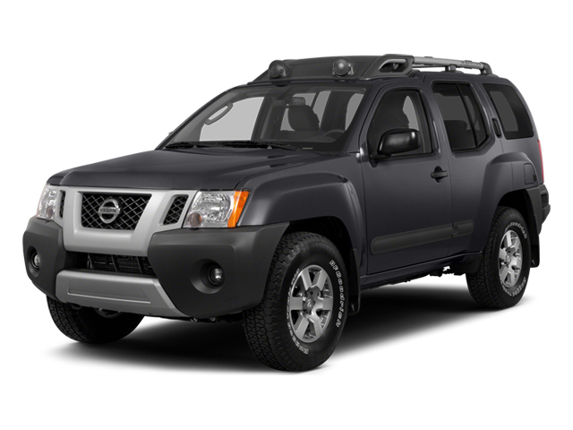 2014 Nissan Xterra Prices and Values Utility 4D S 2WD