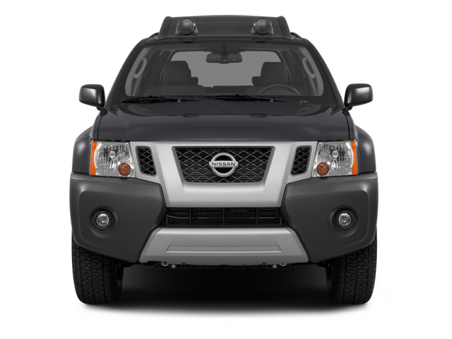 2014 Nissan Xterra Prices and Values Utility 4D S 2WD front view