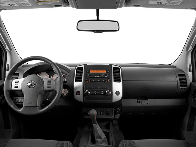 2014 Nissan Xterra Prices and Values Utility 4D S 2WD full dashboard