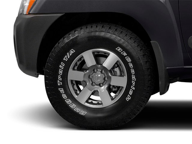 2014 Nissan Xterra Prices and Values Utility 4D S 2WD wheel