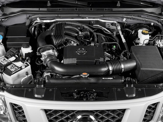 2014 Nissan Xterra Prices and Values Utility 4D S 2WD engine
