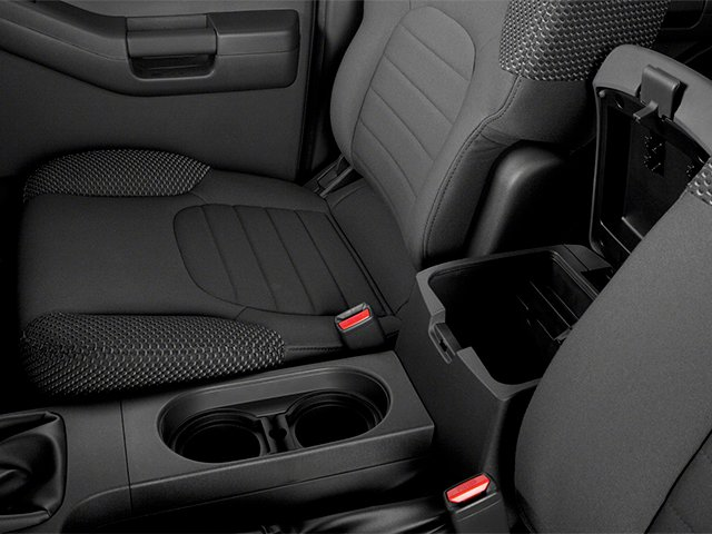 2014 Nissan Xterra Prices and Values Utility 4D S 2WD center storage console