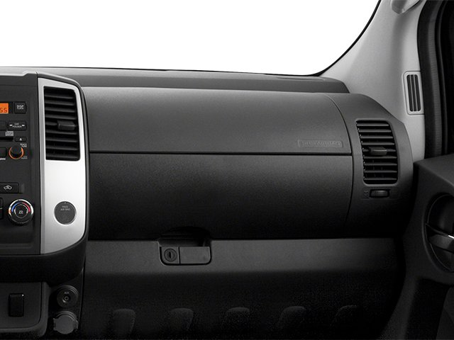 2014 Nissan Xterra Prices and Values Utility 4D S 2WD passenger's dashboard