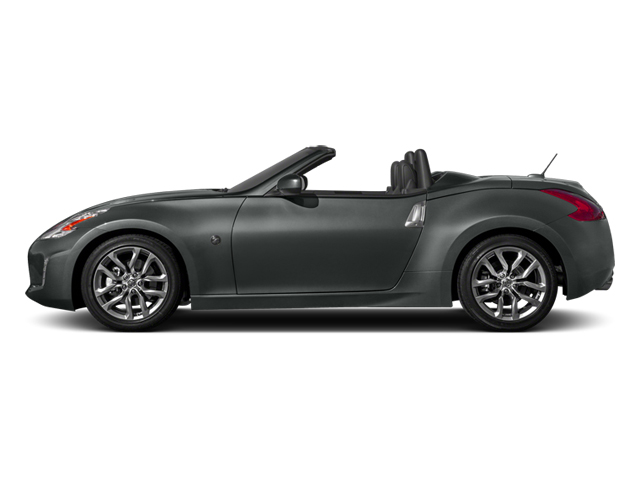 2014 Nissan 370Z Prices and Values Roadster 2D Touring V6 side view
