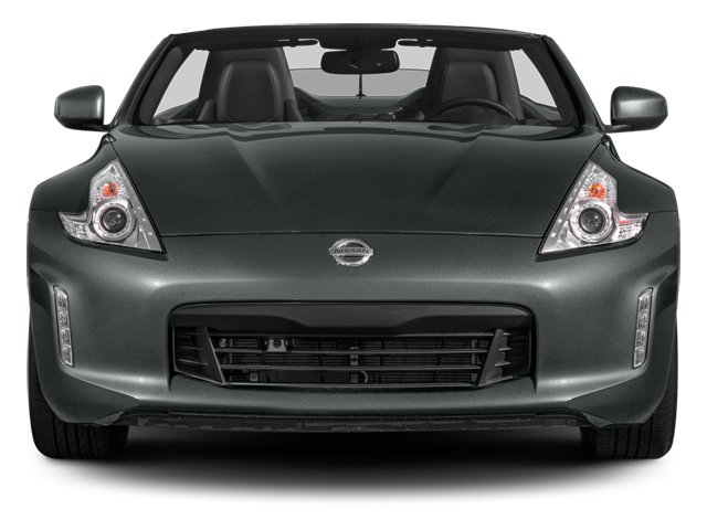 2014 Nissan 370Z Prices and Values Roadster 2D Touring V6 front view