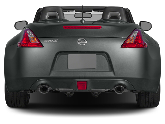 2014 Nissan 370Z Prices and Values Roadster 2D Touring V6 rear view