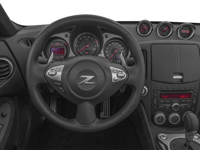 2014 Nissan 370Z Prices and Values Roadster 2D Touring V6 driver's dashboard