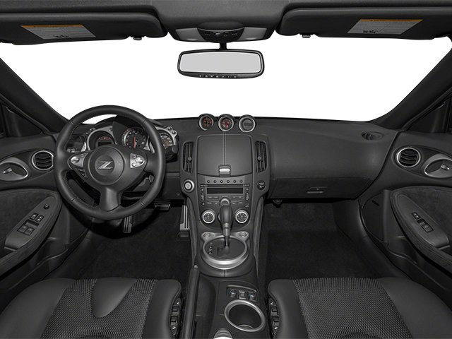 2014 Nissan 370Z Prices and Values Roadster 2D Touring V6 full dashboard