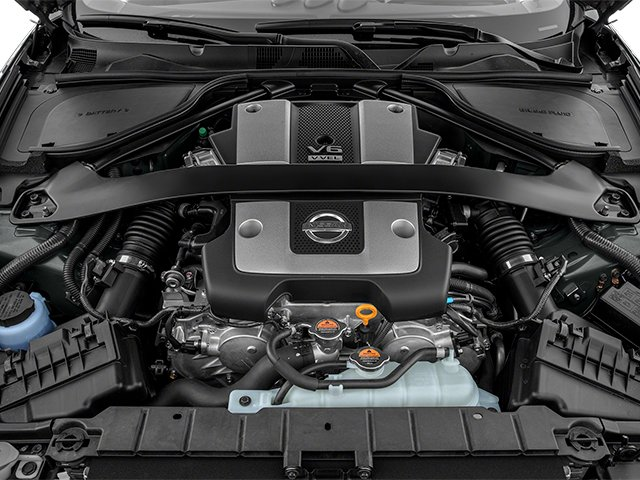 2014 Nissan 370Z Pictures 370Z Roadster 2D Touring V6 photos engine