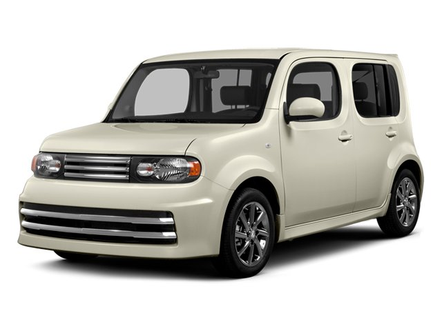 2014 Nissan cube Prices and Values Wagon 4D S I4