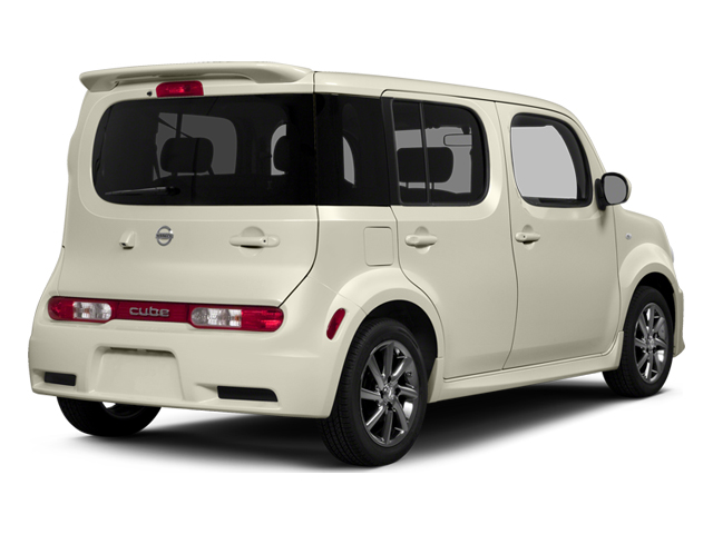 2014 Nissan cube Prices and Values Wagon 4D S I4 side rear view