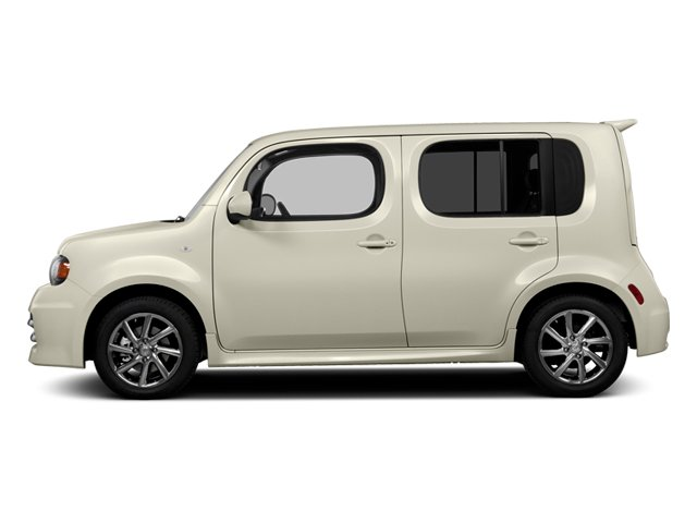 2014 Nissan cube Prices and Values Wagon 4D S I4 side view