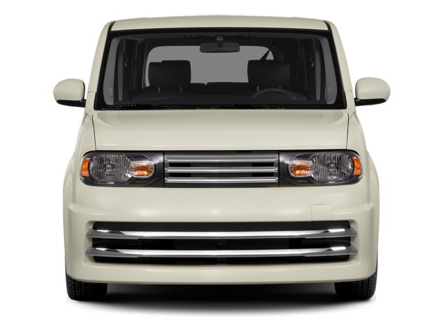 2014 Nissan cube Prices and Values Wagon 4D S I4 front view