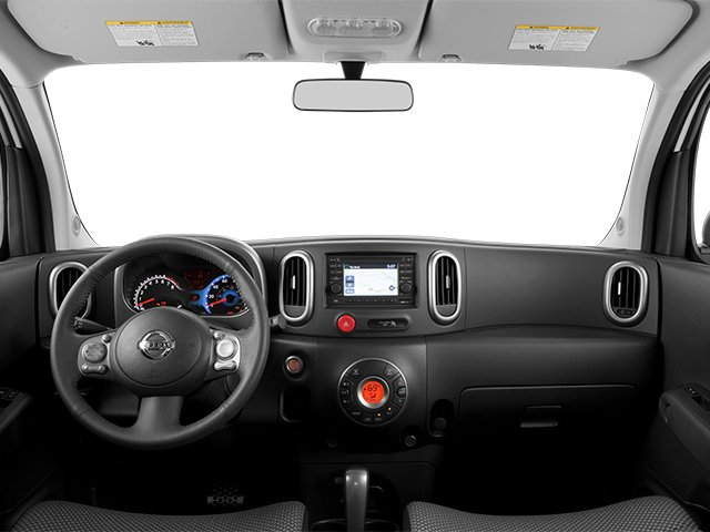 2014 Nissan cube Prices and Values Wagon 4D S I4 full dashboard