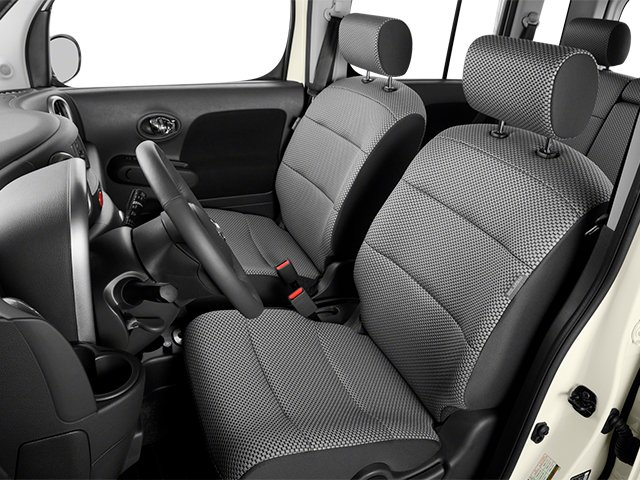 2014 Nissan cube Prices and Values Wagon 4D S I4 front seat interior
