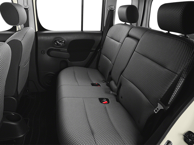 2014 Nissan cube Prices and Values Wagon 4D S I4 backseat interior