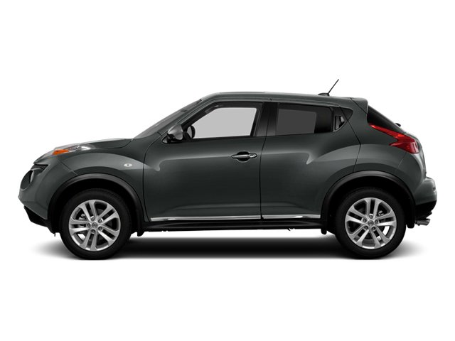 2014 Nissan JUKE Prices and Values Utlity 4D SL 2WD I4 Turbo side view