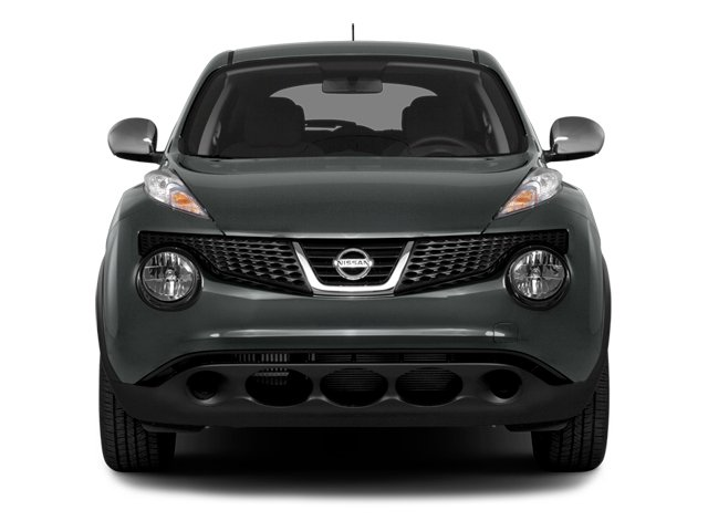 2014 Nissan JUKE Prices and Values Utlity 4D SL 2WD I4 Turbo front view