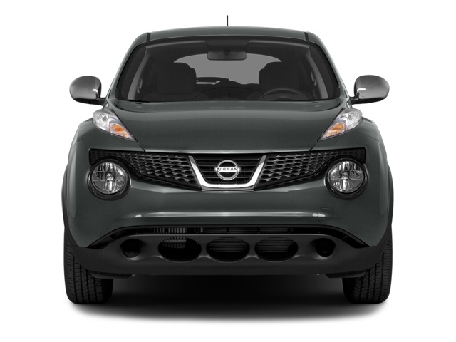 2014 Nissan JUKE Prices and Values Utility 4D NISMO RS 2WD I4 Turbo front view