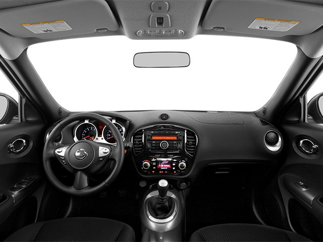 2014 Nissan JUKE Prices and Values Utlity 4D SL 2WD I4 Turbo full dashboard