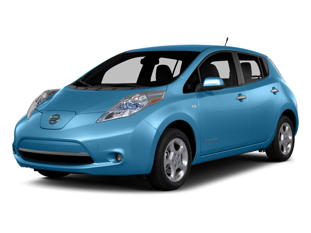 2014 Nissan LEAF Prices and Values Hatchback 5D S Electric