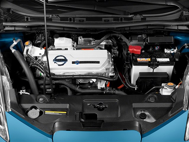 2014 Nissan LEAF Prices and Values Hatchback 5D S Electric engine