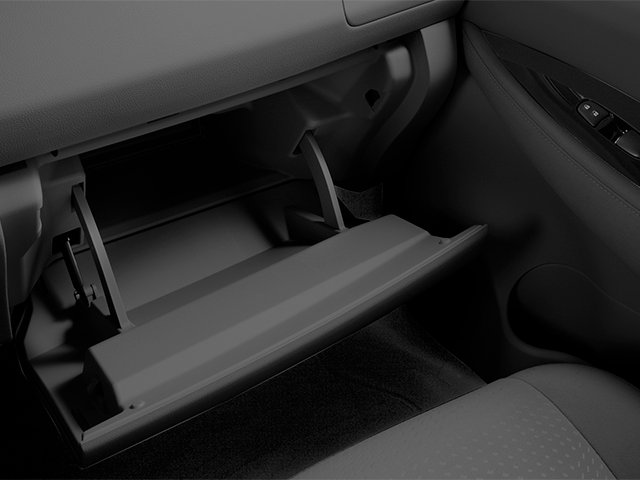 2014 Nissan LEAF Prices and Values Hatchback 5D S Electric glove box