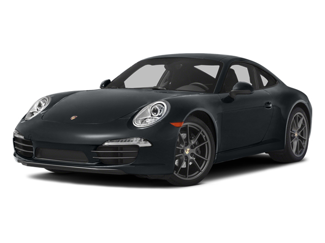 2014 Porsche 911 Prices and Values Coupe 2D H6 side front view