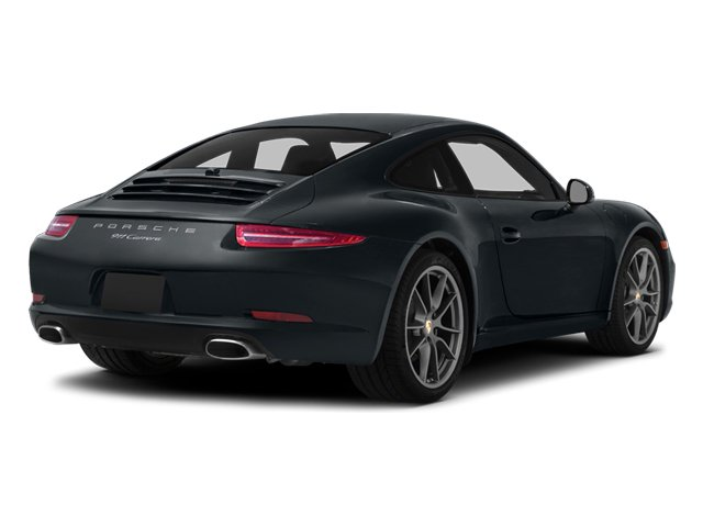 2014 Porsche 911 Prices and Values Coupe 2D H6 side rear view