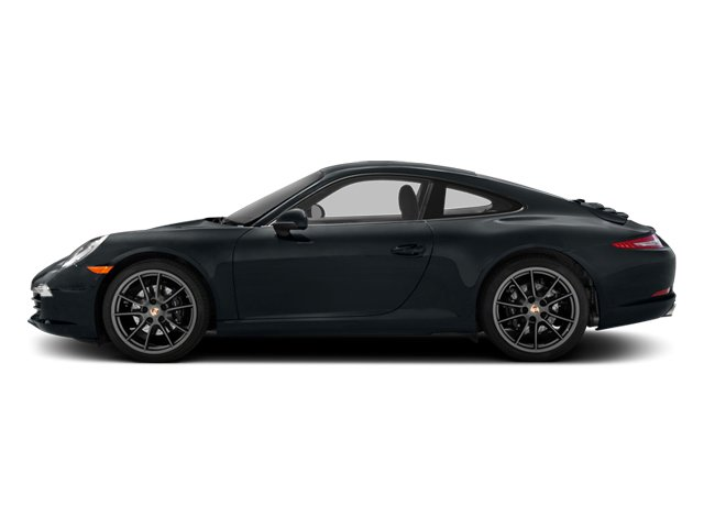 2014 Porsche 911 Prices and Values Coupe 2D H6 side view