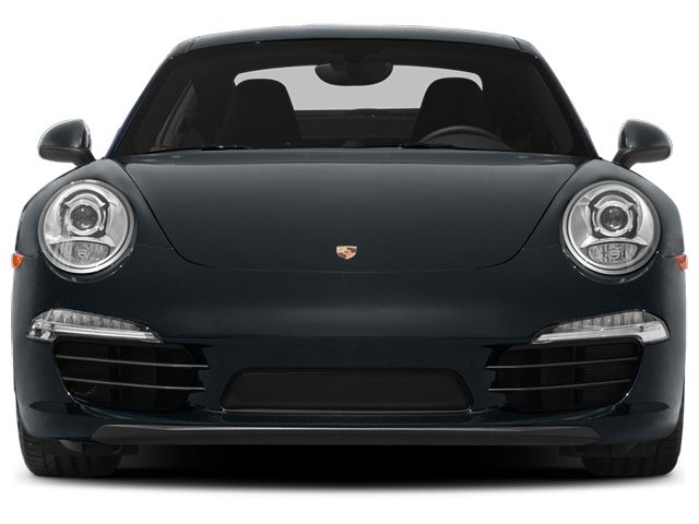 2014 Porsche 911 Prices and Values Coupe 2D H6 front view