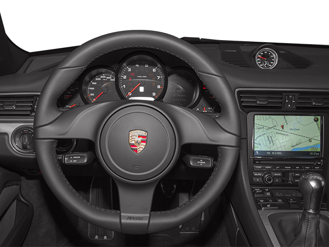 2014 Porsche 911 Prices and Values Coupe 2D H6 driver's dashboard