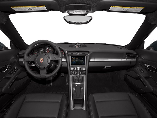 2014 Porsche 911 Prices and Values Coupe 2D H6 full dashboard