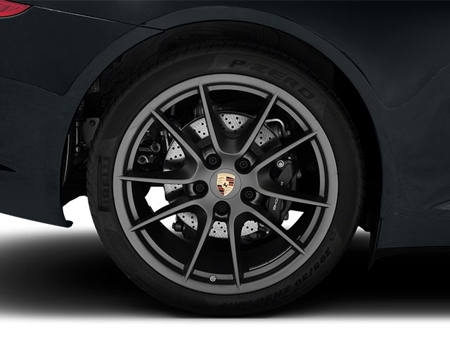 2014 Porsche 911 Prices and Values Coupe 2D H6 wheel