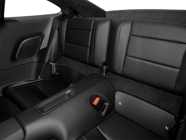 2014 Porsche 911 Prices and Values Coupe 2D H6 backseat interior