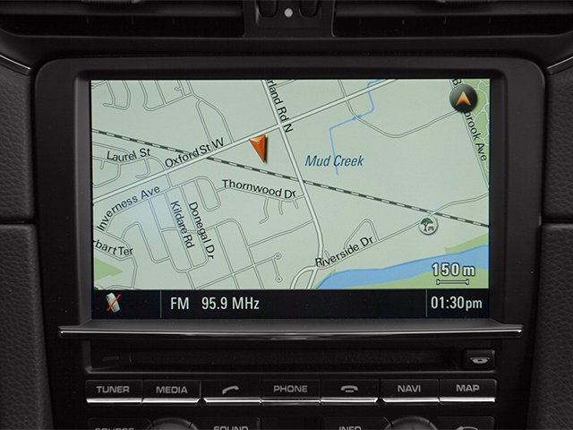 2014 Porsche 911 Prices and Values Coupe 2D H6 navigation system