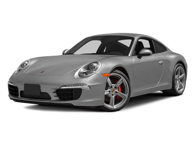2014 Porsche 911 Prices and Values Coupe 2D Turbo AWD H6 side front view