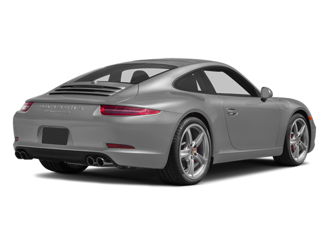 2014 Porsche 911 Prices and Values Coupe 2D Turbo AWD H6 side rear view