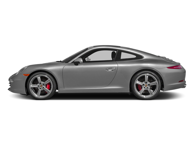 2014 Porsche 911 Prices and Values Coupe 2D Turbo AWD H6 side view