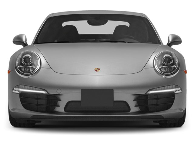 2014 Porsche 911 Prices and Values Coupe 2D Turbo AWD H6 front view