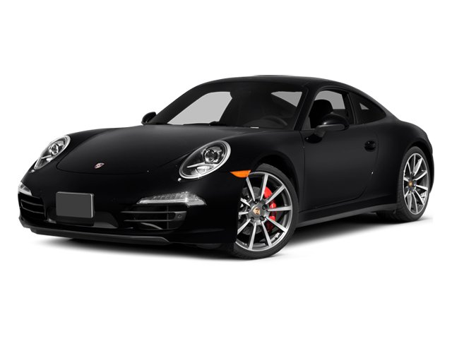 2014 Porsche 911 Prices and Values Coupe 2D 4S AWD H6 side front view