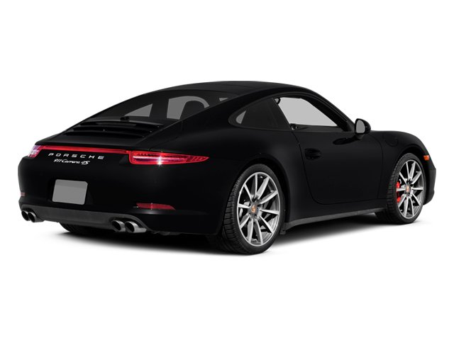 2014 Porsche 911 Prices and Values Coupe 2D 4S AWD H6 side rear view